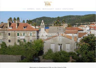 Dilk-apartments-vis.com Startslider