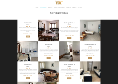 Dilk-apartments-vis.com Overview